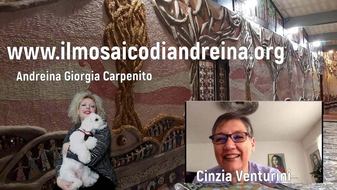 Storie del mosaico: intervista a Cinzia arrivata dalla Svizzera