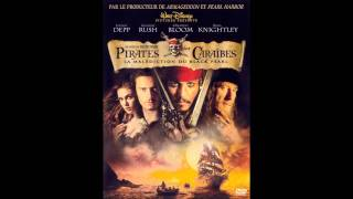 Pirates des Caraibes 1 - Moonlight Serenade