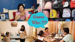 Look who is the SHOWSTOPPER !! Vlog | Maitreyee's Passion Indian Vlogger