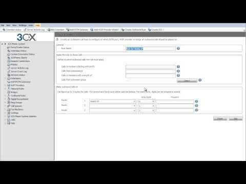 3CX via IP Authentication