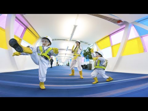 image for Family Recreated Beastie Boys' Intergalactic Video for Christmas Card