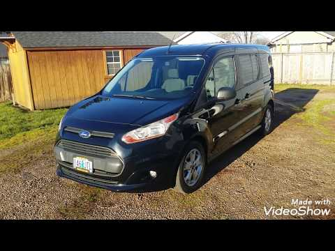 Review of my 2014 Ford Transit Connect Long Wheel Base Wagon 7 Passenger Small Van after 3 years.