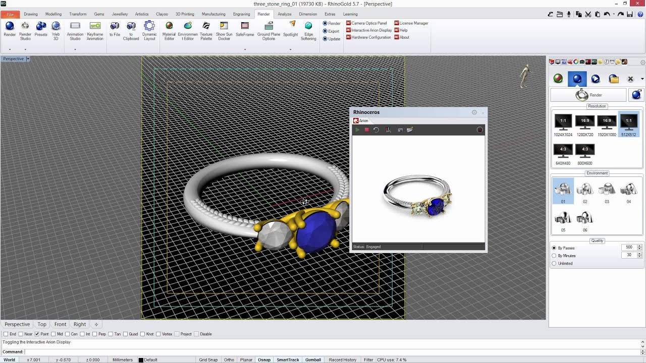6 best software to design beautiful jewelry pieces in 2019