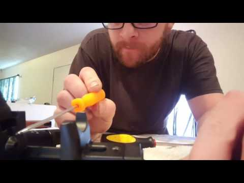 Ruger 10/22 BX-25 feeding issues FIXED pt 1