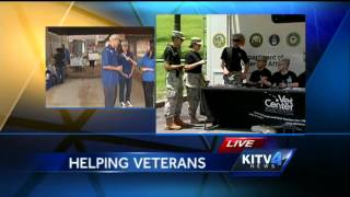 Stand Down For Our Veterans at McCoy Pavilion