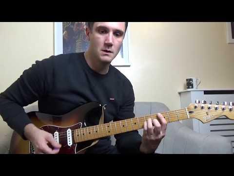 South Saturn Delta Jimi Hendrix Guitar Lesson