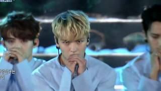 Vernon Ed @170614 SBS Dream Concert SEVENTEEN) -  (Don't Wanna Cry) .mp4 mp3