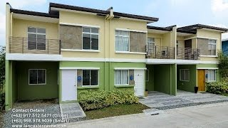 Lancaster New City House and Lot in Cavite Philippines | Adelle