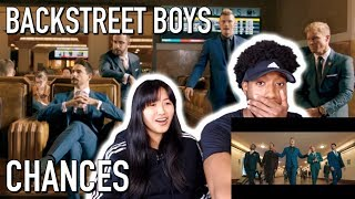 BACKSTREET'S BACK ALRIGHT!! | BACKSTREET BOYS - CHANCES | MUSIC VIDEO REACTION mp3