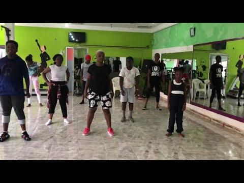 Zota - Bakamboue - chorégraphie masterclass part1