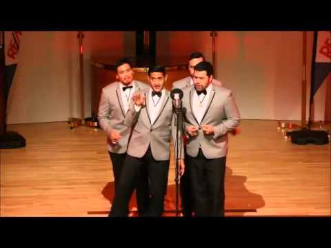 The Musical Island Boys sing Let Me Be Your Teddy Bear