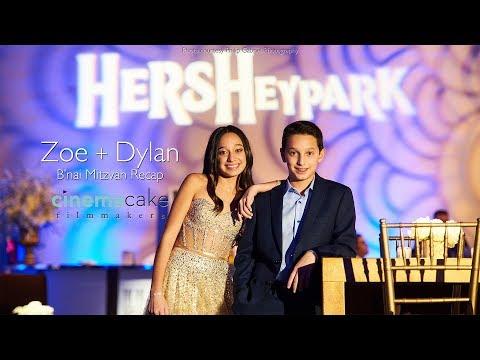 Dylan and Zoe's B'nai Mitzvah Recap