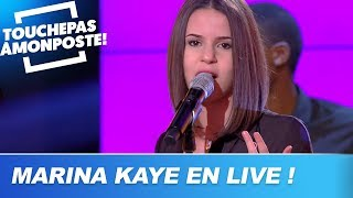 Marina Kaye - On My Own (Live @ TPMP)