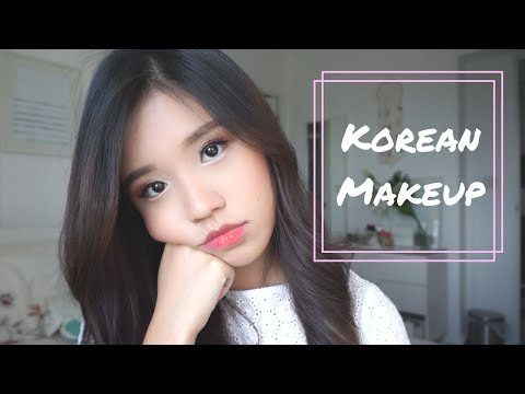 Korean Makeup Tutorial (Bahasa w/Eng subs)