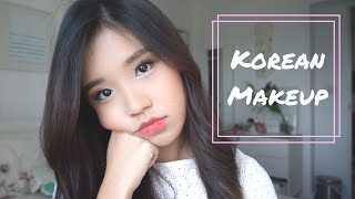 Korean Makeup Tutorial (Bahasa w/Eng subs)