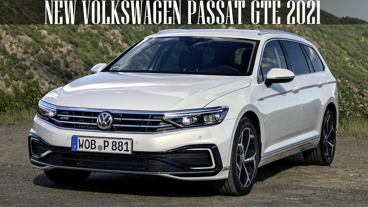 2021 new volkswagen passat gte full review - youtube