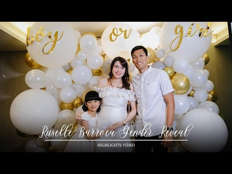 Ruselle Barroca Gender Reveal | Highlights Video By Nice Print Photography