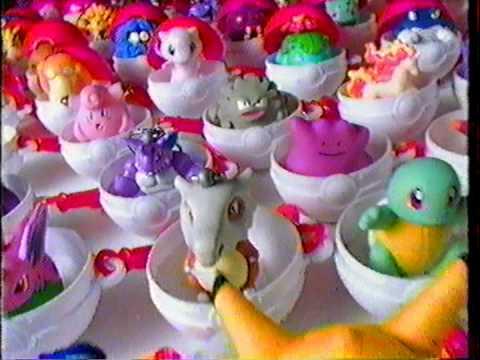 Burger King Big Kids Meal Pok 233 Mon Toys Commercial Youtube