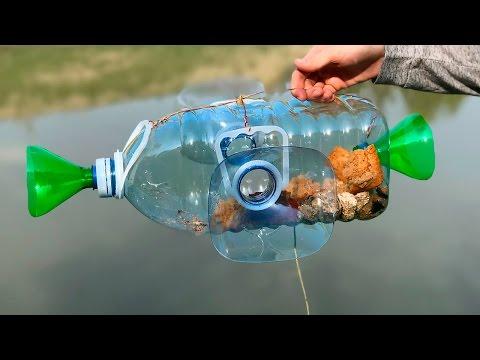 видео: Как сделать ловушку за 300 секунд/ how to make a trap in 300 seconds