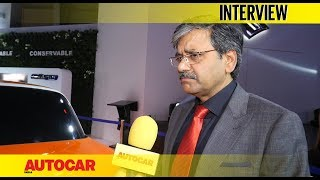 Maruti's next compact car? | In conversation with C V Raman | Autocar India