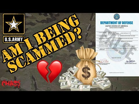 What Is A Military Romance Scam And What Can I Do?