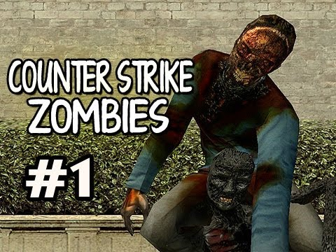 Zombie Escape / Zombies (Counter-Strike GO Mod) w/Nova & Sp00n Ep.1: HIDE AND SEEK