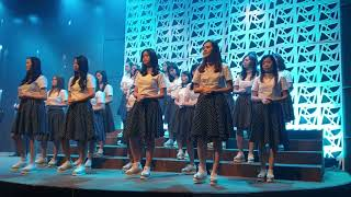 "Choir NDC LW2 "" Waktu Tuhan""."