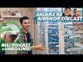 Hunting Miniatur Pesawat ke AIRSHOP DIECAST + Unboxing! (Feat. Rahmat Dhani & Kenny Hendrian)