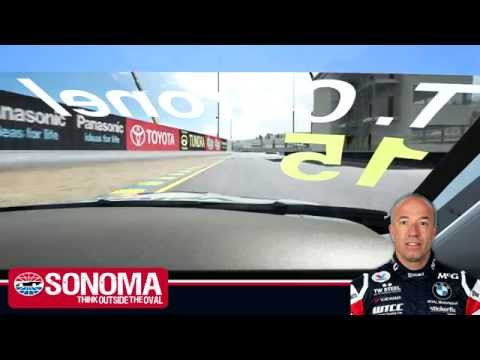 Sonoma Raceway Track Introduction