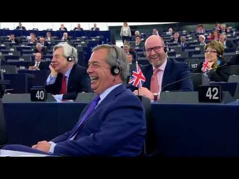 Negotiations with UK following Article 50 -  05.04.2017 - UKIP (Farage), Marcel de GRAAFF