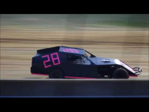 Chirs Spalding Lake Ozark Speedway heat 6 22 18