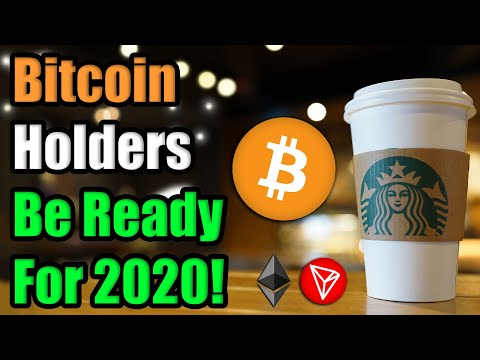BREAKING: Starting in 2020 Starbucks Will BOOST Bitcoin - BE READY | LEAKED Tron Partnership