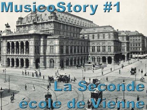 MusicoStory #1 : La seconde école de Vienne par Kelianre