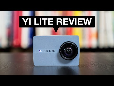 Budget Action Camera 2017 — Yi Lite Review and Test Video