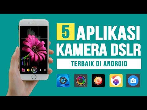 5 Aplikasi Kamera TERBAIK di Android Seperti DSLR