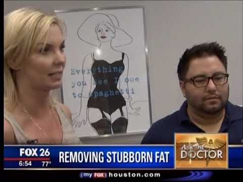Fox 26 - Ask The Doctor - How to Remove Stubborn Fat