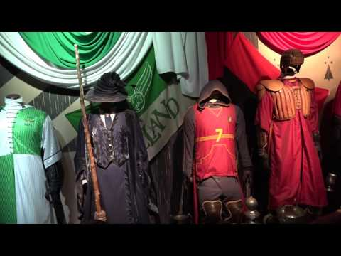 Harry Potter - The Exhibition (Brussel) - Walkthrough