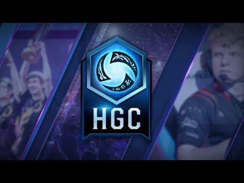 HGC CN – Phase 1 Week 9 –  RPG vs. KT - Game 2