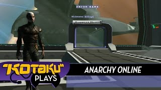 Kotaku Plays Anarchy Online After A Decade Away