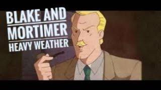 BESTEN EUROPA CARTOON BM Schweren Wetter aus Berühmten Comics