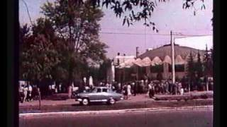 Калужский троллейбус. 1962 год.  Kaluga Trolleybus 1962.