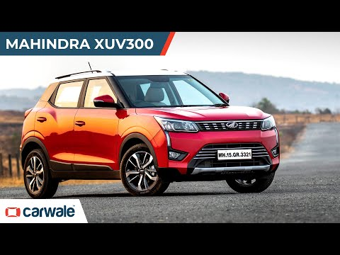 Mahindra XUV300 | Best Mahindra yet? It's more than just that! | Test | 7 minute Review | CarWale