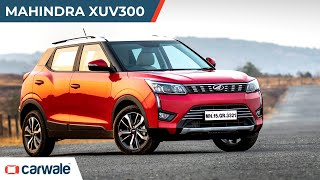 Mahindra XUV300 Review | Best Mahindra yet  It is more than just that ! | 7 minute Review | CarWale