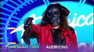 VoKILLz: Satan's EVIL Audition Scares The Judges! | American Idol 2019