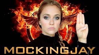 the hunger games mockingjay part 2 makeup tutorial    katniss everdeen    snukieful