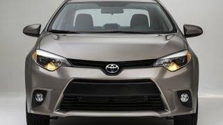 New Toyota Corolla 2013 - обзор Александра Михельсона!
