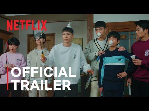 Racket Boys | Official Trailer | Netflix