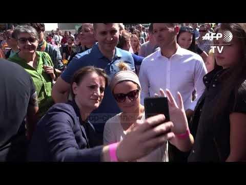 Kryeministrja serbe, pjesë e marshimit 'Gay Pride' - Top Channel Albania - News - Lajme