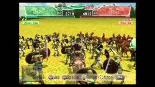 Let's Play Kessen II Part 2: The Rise of Zhang Fei