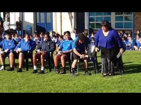 South Auckland SDA School Powhiri